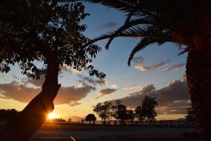 Sunset Keramoti