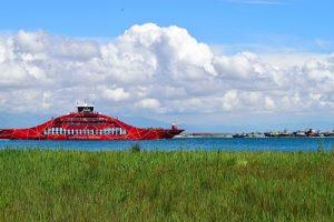 Keramoti Ferryboat